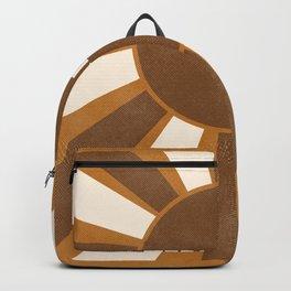 Be Kind brown Backpack