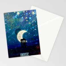 Doctor Who - Fantastic Stationery Cards