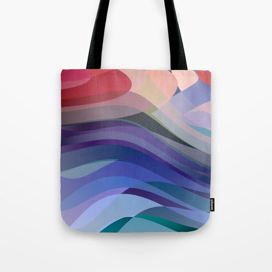 A Stormy Day Tote Bag