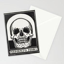 Memento mori by Julie de Graag Stationery Cards