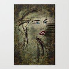 The Vampress Canvas Print
