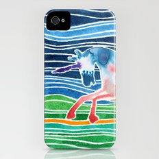 Unicorn - Licorne - Unicornio - Einhorn iPhone (4, 4s) Slim Case
