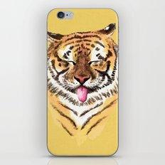 El Tigre iPhone & iPod Skin