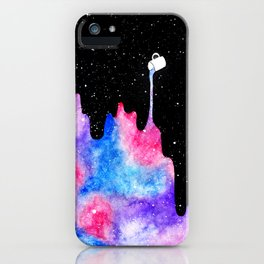 THERE'S COFFEE IN THAT NEBULA II iPhone Case