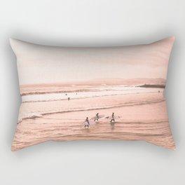 Surfing Rectangular Pillow