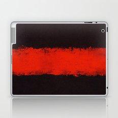 Black, Red and Black 1968 Mark Rothko Laptop & iPad Skin
