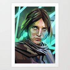 SW#83 Art Print