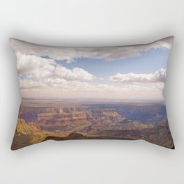 View from the North Rim Rectangular Pillow