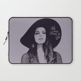 Lana Del Ray  Laptop Sleeve