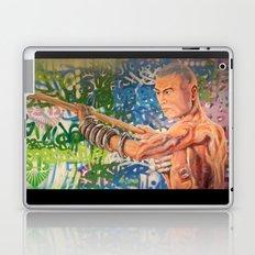 Stop Biting 3 Laptop & iPad Skin