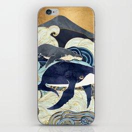 Bond IV iPhone Skin