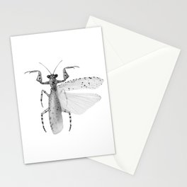 Amorphoscelis tuberulata Stationery Cards