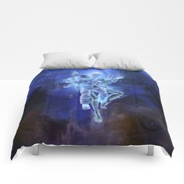 Deep Space Embrace Comforters
