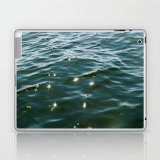 MAINE ocean sunlight Laptop & iPad Skin