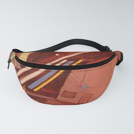 Collapse Fanny Pack