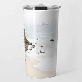 Malibu California Beach Travel Mug