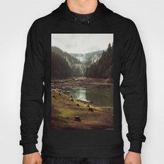 Foggy Forest Creek Hoody