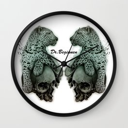 by Reeve Wong Wall Clock