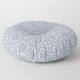Moroccan Tiles Turkish Ceramic Oriental Art Moroccan Tiles Portuguese tiles Floor Pillow