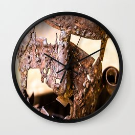 Fear me Wall Clock