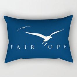 Fairhope Seagulls Rectangular Pillow