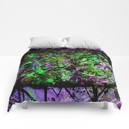 Alien DNA Comforters