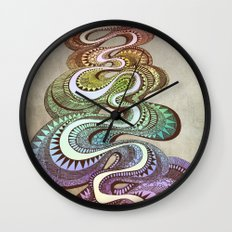 Pretty lady ain't got no friend 'till Candyman comes around again Wall Clock
