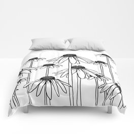 Daisy Doodle Comforters