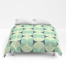 Beans Green Comforters