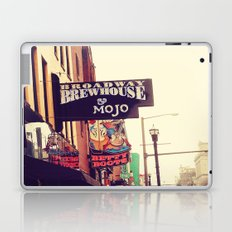 Broadway Brewhouse & Mojo featuring Betty Boots Laptop & iPad Skin