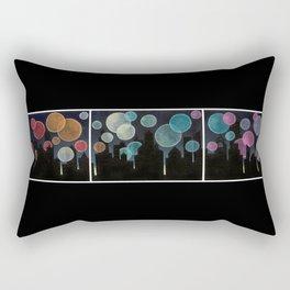 City Rain Rectangular Pillow