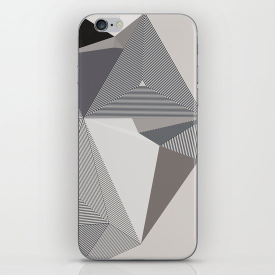 Origami III iPhone & iPod Skin