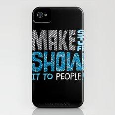 Business Plan iPhone (4, 4s) Slim Case