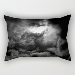 Eye of the Storm Rectangular Pillow