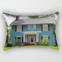 Old West End Blue 11 Rectangular Pillow