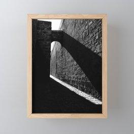 Arch Framed Mini Art Print