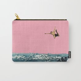 Higher Than Mountains Carry-All Pouch