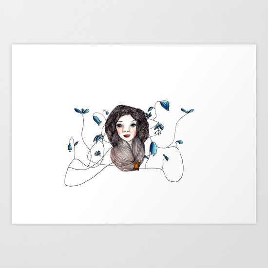Pirlipat Art Print