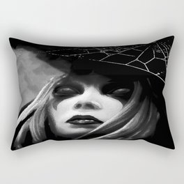 Banshee Queen Rectangular Pillow
