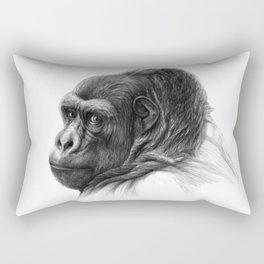 Gorilla G038b schukina Rectangular Pillow