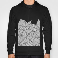 Abstraction Mountain Hoody