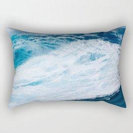 Wave Wave Rectangular Pillow