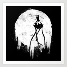Midnight Adventure Art Print