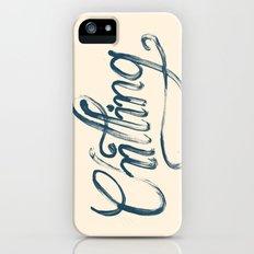Just Chilling Slim Case iPhone (5, 5s)