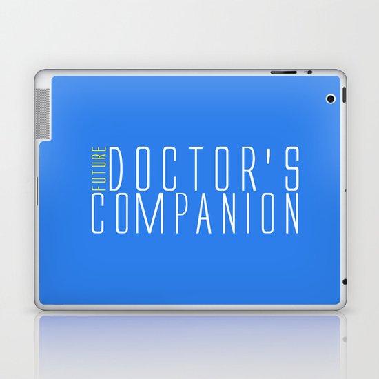 Future Doctor's Companion Laptop & iPad Skin