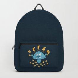 Heavy Metal Mushroom Backpack