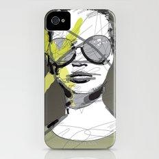 Camo-Chic Slim Case iPhone (4, 4s)