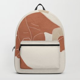 Holding On Backpack