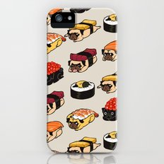 Sushi Pug iPhone (5, 5s) Slim Case