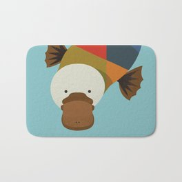 Platypus Bath Mat